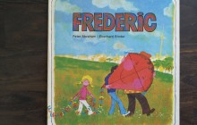 "Cover des Kinderbuches ""Frederic"""