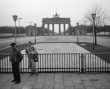 Brandenburger Tor (Ost Berlin 1988)