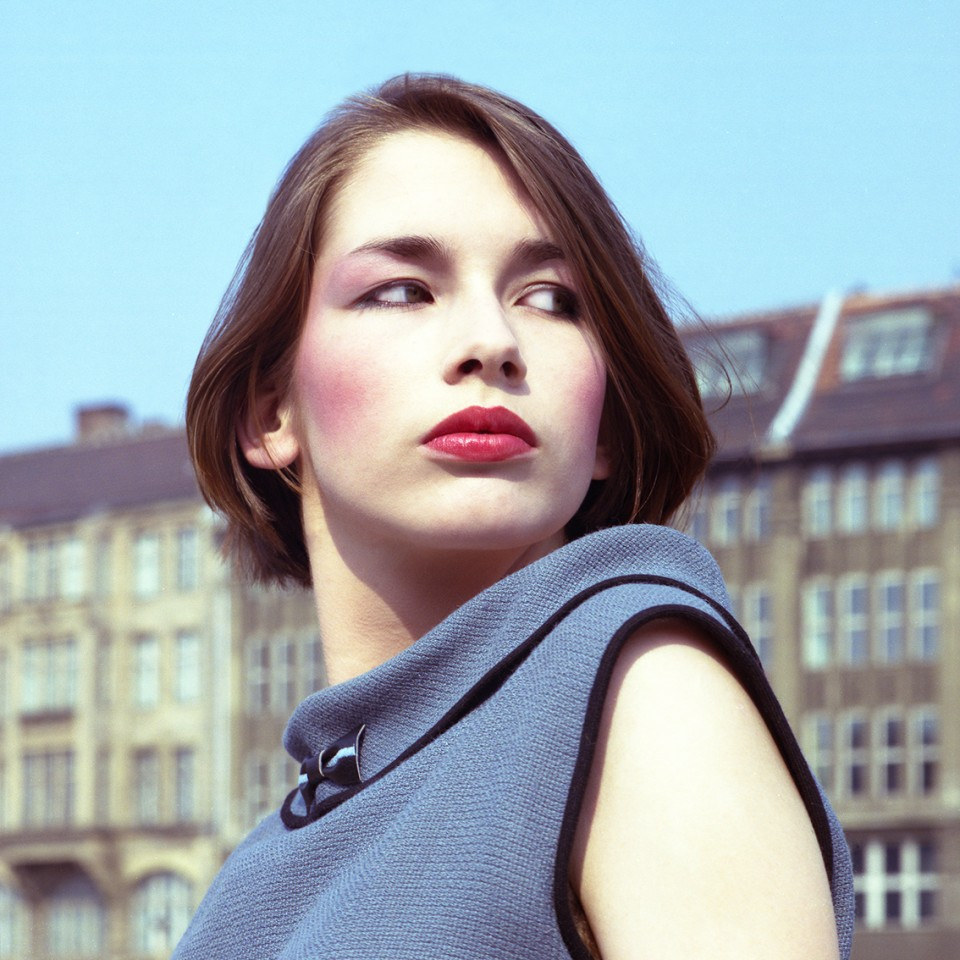 Uta Rath, Sybille-Model, Ost-Berlin, 1984